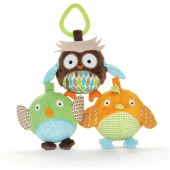 Skip*Hop. Развивающая игрушка (с рождения). Птички