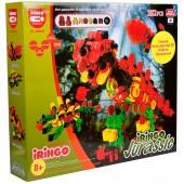 Умный конструктор Иринго - Юрский период (3 игрушки)