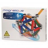 МК-0088 конструктор MAGNETICUS 88 элементов 4 цвета