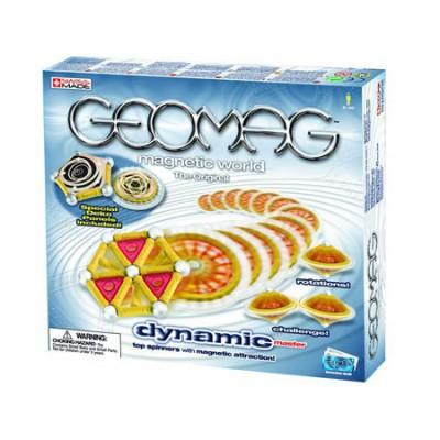 """Магнитный конструктор """"Geomag Dynamic Master"""""""