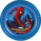 Тарелка пластиковая. Человек-паук 2017