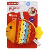 Skip*Hop. Мягкая книжка (с рождения): Морские друзья