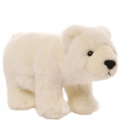 Игрушка мягкая (Jasper Polar Bear, белый, 12,5 см). Gund
