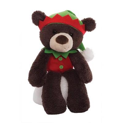 Игрушка мягкая (Fuzzy Elf, коричневый, 34,5 см). Gund
