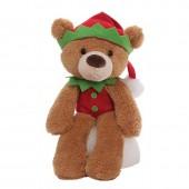 Игрушка мягкая (Fuzzy Elf, бежевый, 34,5 см). Gund