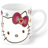 Кружка керамическая (№4, 220 мл). Hello Kitty