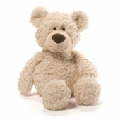 Игрушка мягкая (Pinchy Bear Beige, 43 см). Gund