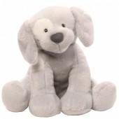 Игрушка мягкая (Spunky Dog Keywind Grey, 20,5 см). Gund
