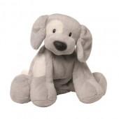 Игрушка мягкая (Spunky Dog Plush Grey, 25,5 см). Gund