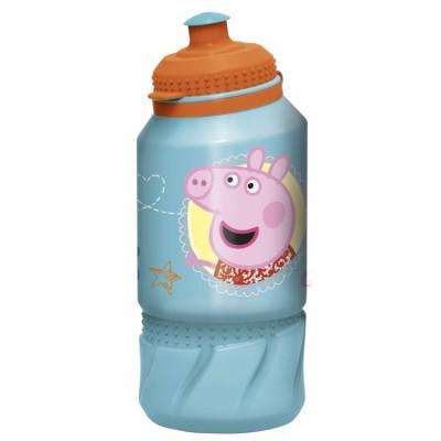 Пластиковая бутылка Свинка Пеппа (спортивная 420 мл.)