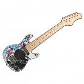 Электро-гитара (детская без лицензии)