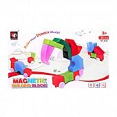 Магнитные блоки 3D паззл 36 деталей (упаковка 50*30 см)