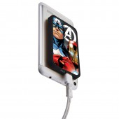Зарядное устройство с присосками Мстители (4000 mAh)