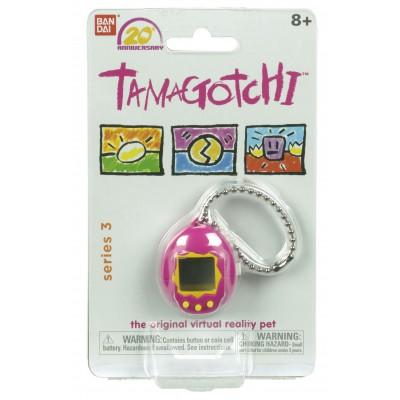 Tamagotchi Игрушка электронная (розовый/желтый/желтый)