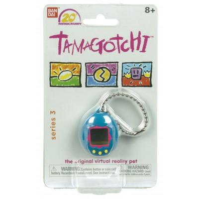 Tamagotchi Игрушка электронная (синий/красный/желтый)