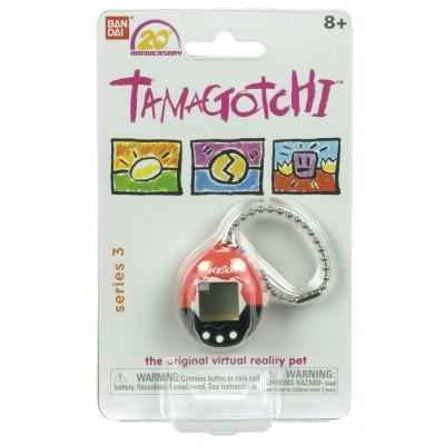 Tamagotchi Игрушка электронная (красный-черный/белый/желтый)