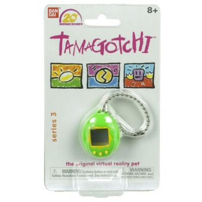 Tamagotchi Игрушка электронная (зеленый/желтый/желтый)