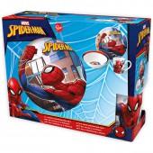 Набор посуды керамической в подарочной упаковке (3 предмета). Человек-паук Улицы