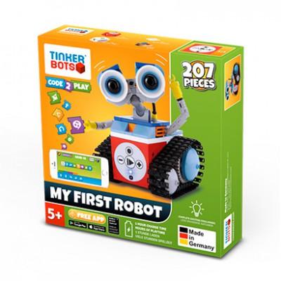 Конструктор. Мой первый робот
