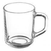 Кружка 230 мл, стекло / Glass Mug