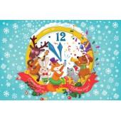 Новогодняя открытка №2