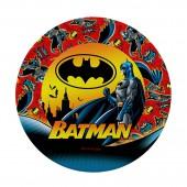Batman. Набор бумажных тарелок, 6 шт d=180 мм