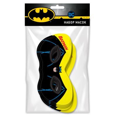 Batman. Набор масок, 6 шт