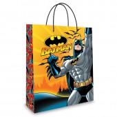 Пакет подарочный большой Batman, 220*310*100 мм