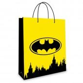 Пакет подарочный малый Batman, 180*227*100 мм