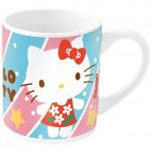 Кружка керамическая (220 мл). Hello Kitty Искусство
