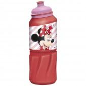 Бутылка пластиковая (спортивная 530 мл). Минни Электрическая кукла