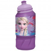 Бутылка пластиковая (спортивная 420 мл). Холодное сердце 2