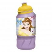 Бутылка пластиковая (спортивная 420 мл). Принцессы Навсегда