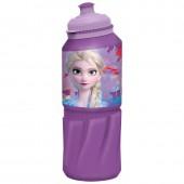 Бутылка пластиковая (спортивная 530 мл). Холодное сердце 2