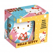 Кружка керамическая в подарочной упаковке (220 мл). Hello Kitty Искусство