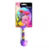 Расческа для волос «Тролли», фиолетовая