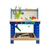 Стол столярный игровой детский деревянный
