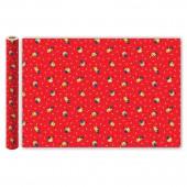 Minions 2. Упаковочная бумага (красная), 700*1000 мм, 2 шт в рулоне (рисованные)