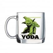 "Дисней Кружка ""Нордик"" 380 мл ""Star Wars Yoda"""