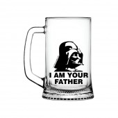 "Дисней Кружка ""Ладья"" 500 мл ""Star Wars Darth Vader"""