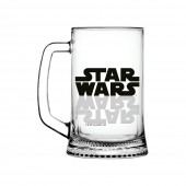 """Дисней Кружка """"Ладья"""" 500 мл """"Star Wars Logo"""""""