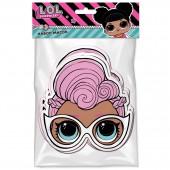 LOL. Набор масок (кукла с розовыми волосами), 6 шт