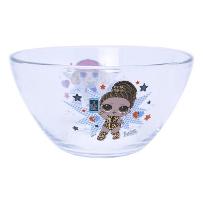 """L.O.L. Surprise! """"Dollsaregogo"""" Салатник, 12,5 см, (2 лепка), стекло"""
