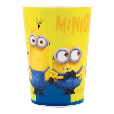Стакан «Миньоны 2 - Веселая компания» (250 мл), пластик