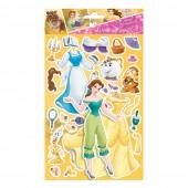 Магнитная игра «Принцесса  Disney» с маркировкой Disney (дизайн 2)