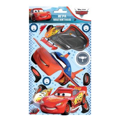 """Магнитная игра """"Тачки"""" с маркировкой Disney/Pixar"""