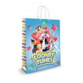 Пакет подарочный большой Looney Tunes-2, 250*350*100 мм