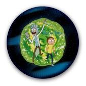 Rick and Morty. Набор бумажных тарелок-1, 6 шт*230 мм