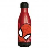 Бутылка для воды на каждый день (пластиковая, 560 мл) Человек-паук Городская паутина