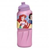 Бутылка пластиковая (спортивная 530 мл). Принцессы Дисней. Правда